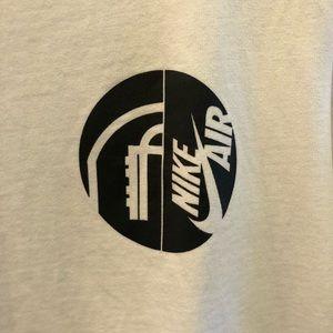 Nike Shirts - Nike Tech air white shirt